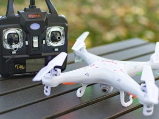 SYMA Z1 Enjoy the convenience & intelligence