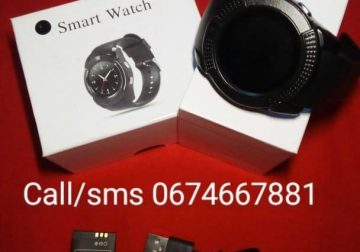 smart watch v8 Bei 55k free delivery kwa Dar
